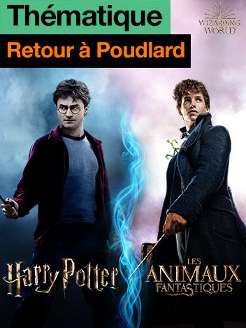 Retour à Poudlard
