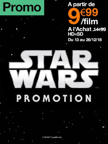 Promo Star Wars