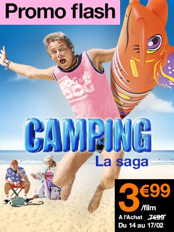 Promo flash Camping