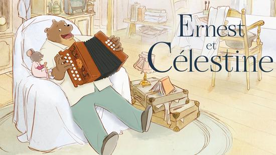 Ernest et Célestine: Le grand méchant ours - S01 - partie 2