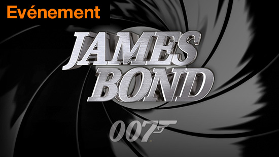 Collection James Bond 007