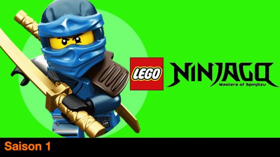 Lego Ninjago - S01