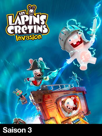 Les Lapins crétins : invasion S03 - partie 2
