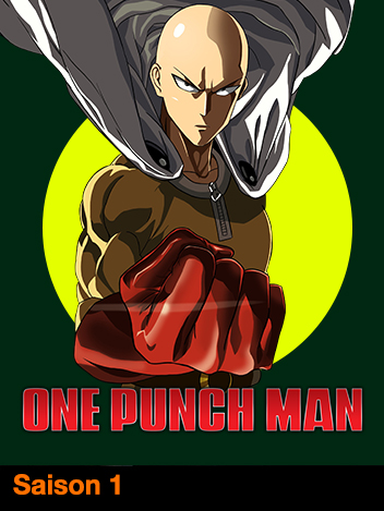 One Punch Man - S01