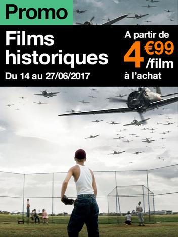 Les films historiques