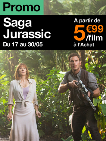 Saga Jurassic World