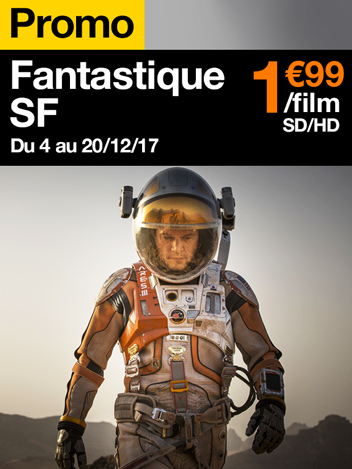 Promo fantastique/SF