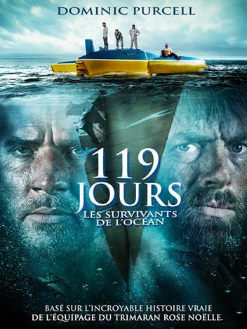 119 jours : Les survivants de l'océan