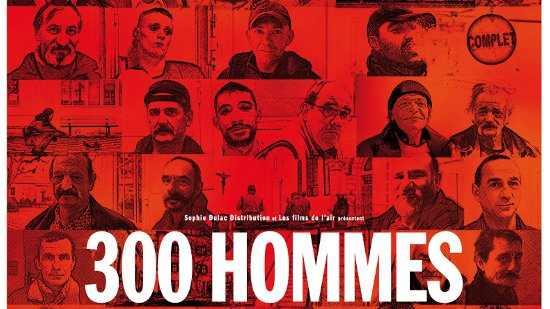300 hommes