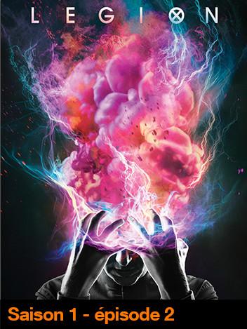 Legion - S01