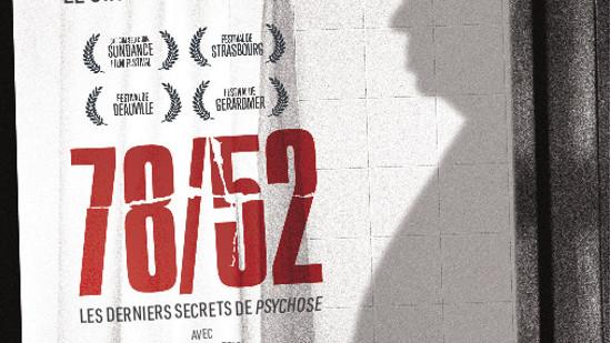 78/52: Les derniers secrets de Pyschose
