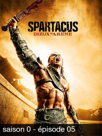 Spartacus - Les dieux de l'arène -  PREQUEL