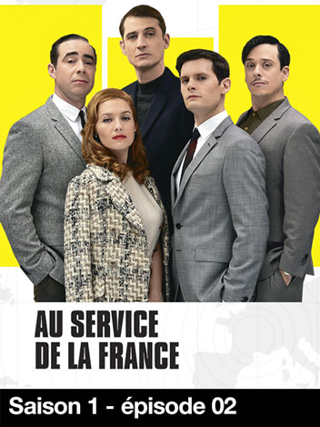 Au service de la France - S01