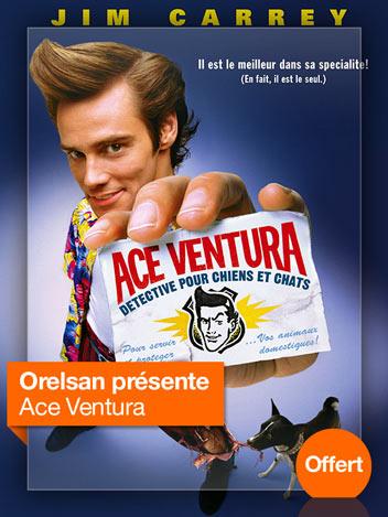 Ace Ventura, détective chiens et chats vu par Orelsan