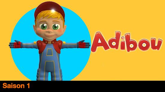 Adibou S1 : le corps humain