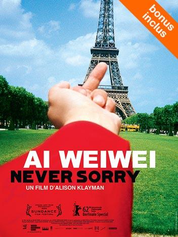 Ai Weiwei : Never sorry - édition spéciale