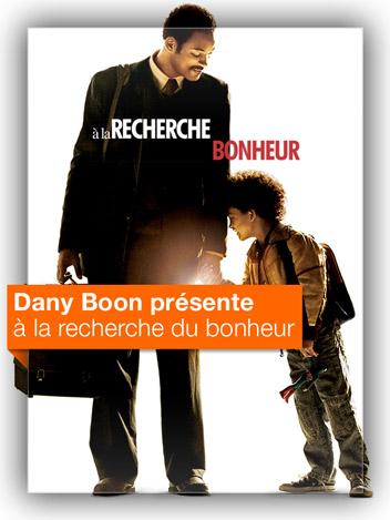 A la recherche du bonheur vu par Dany Boon