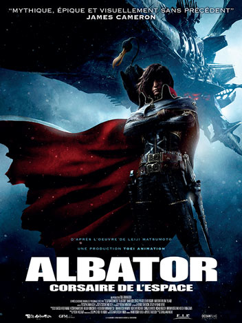 Albator : corsaire de l'espace