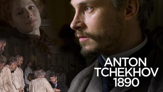 Anton Tchékov 1890