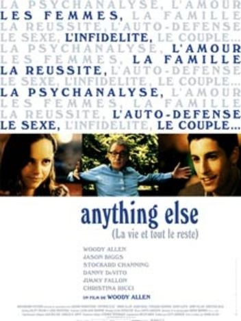 Anything Else, la vie et tout le reste