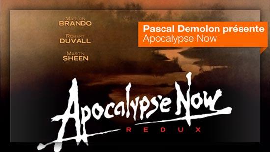 Apocalypse Now (redux) vu par Pascal Demolon
