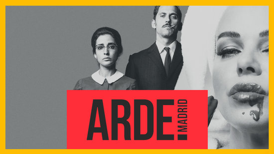 Arde Madrid - S01