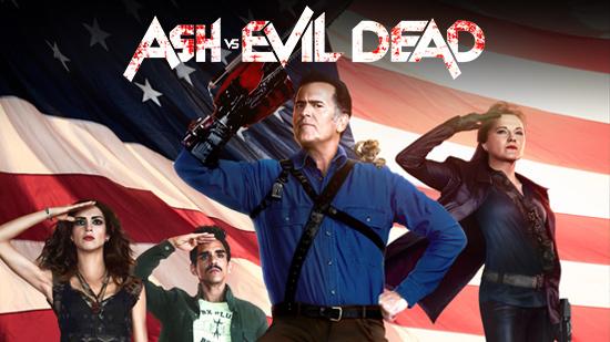 Ash vs Evil Dead - S02