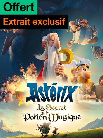 Astérix : Le secret de la potion magique - extrait exclusif offert