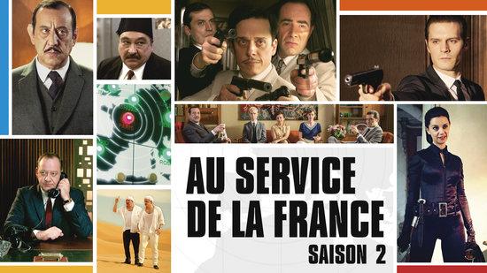 Au service de la France - S02