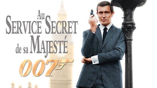 007 : Au service secret de sa Majesté