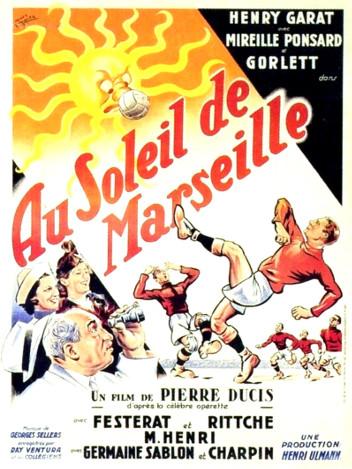 Au soleil de Marseille