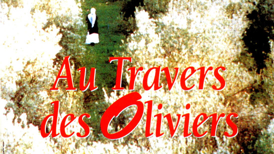 Au travers des oliviers