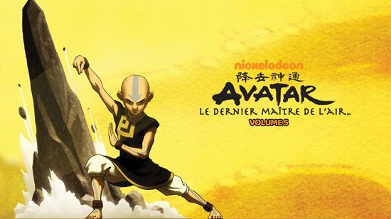 Avatar : Le Dernier Maître de l'Air - Volume 05