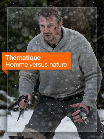 bande-annonce : thématique homme versus nature