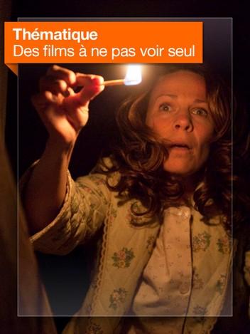 Bande-annonce : des films à ne pas voir seul