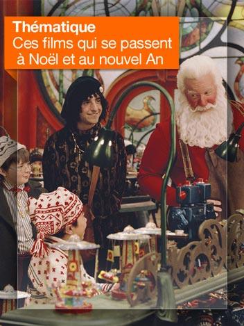 Bande-annonce : films de Noël et du Nouvel An