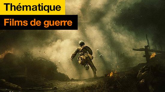 Bande-annonce : films de guerre
