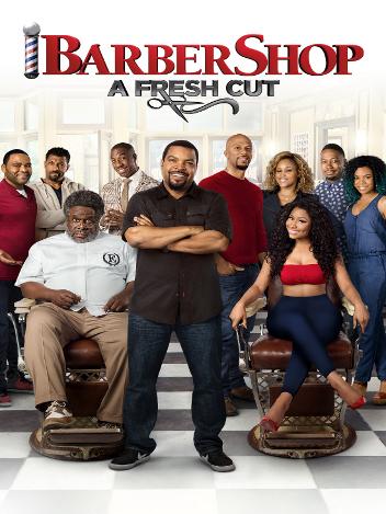 Barbershop 3, a fresh cut