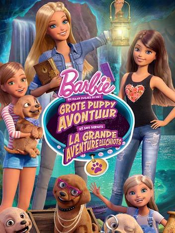 Barbie et ses soeurs dans l'aventure des chiots