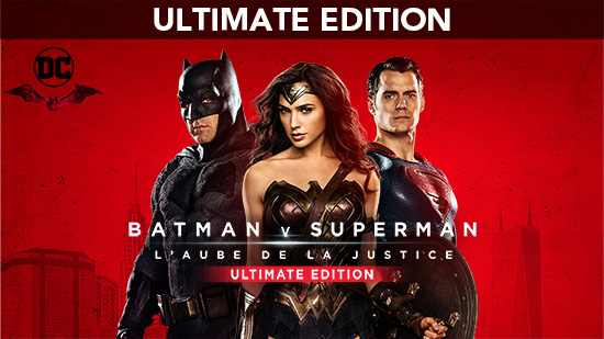 Batman v Superman : l'aube de la justice - version longue