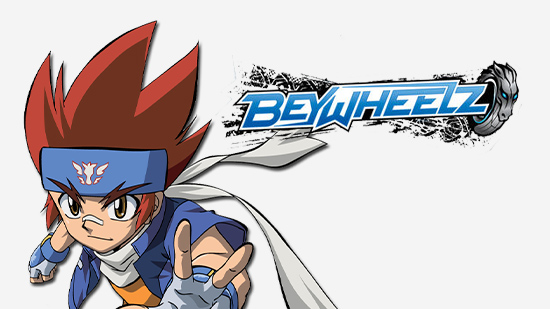 Beyblade - Beywheelz
