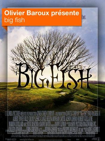 Big Fish vu par Olivier Baroux