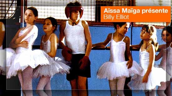 Billy Elliot vu par Aïssa Maïga