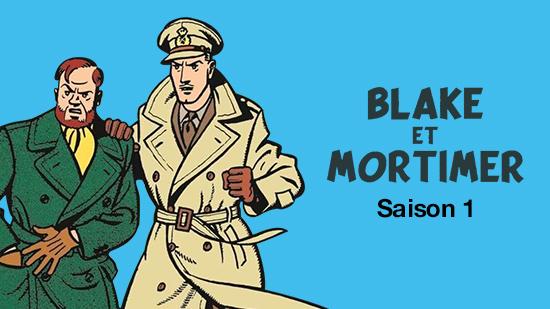 Blake et Mortimer - S01