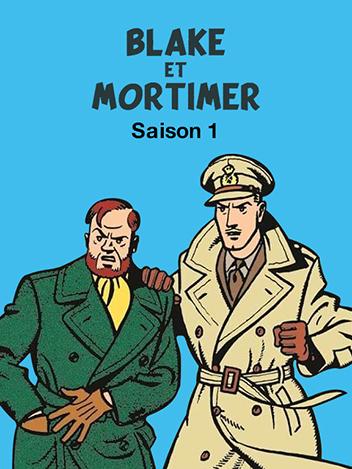 21. Blake et Mortimer n° 1