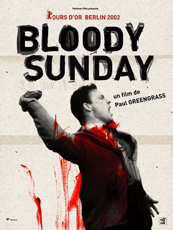 Bloody Sunday vu par Maurice Barthélémy