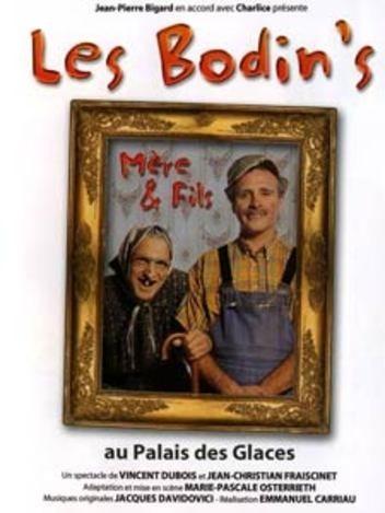 Les Bodin's - Mère et fils