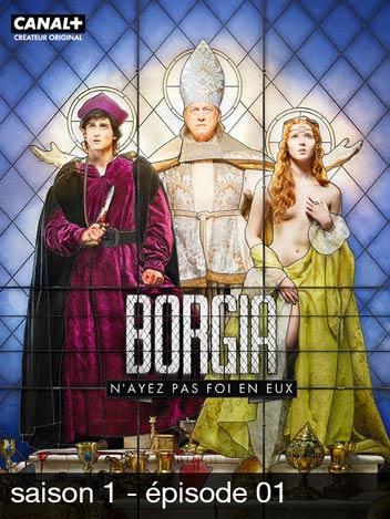 Borgia - S01