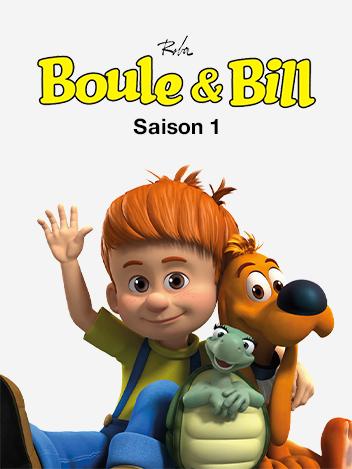 Boule et Bill 3D - S01