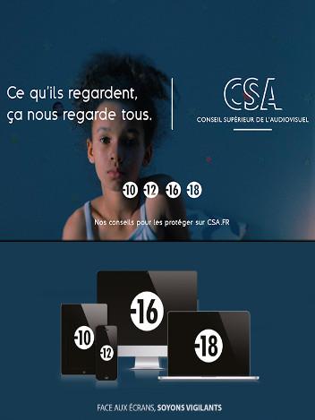 Campagne CSA 2018 - signalétique 1